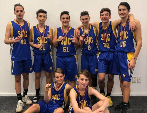 U17 Basketball Team win Grand Final in NZ
