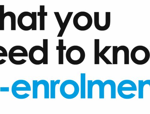 Re-Enrolment Year 8 – 12, 2020